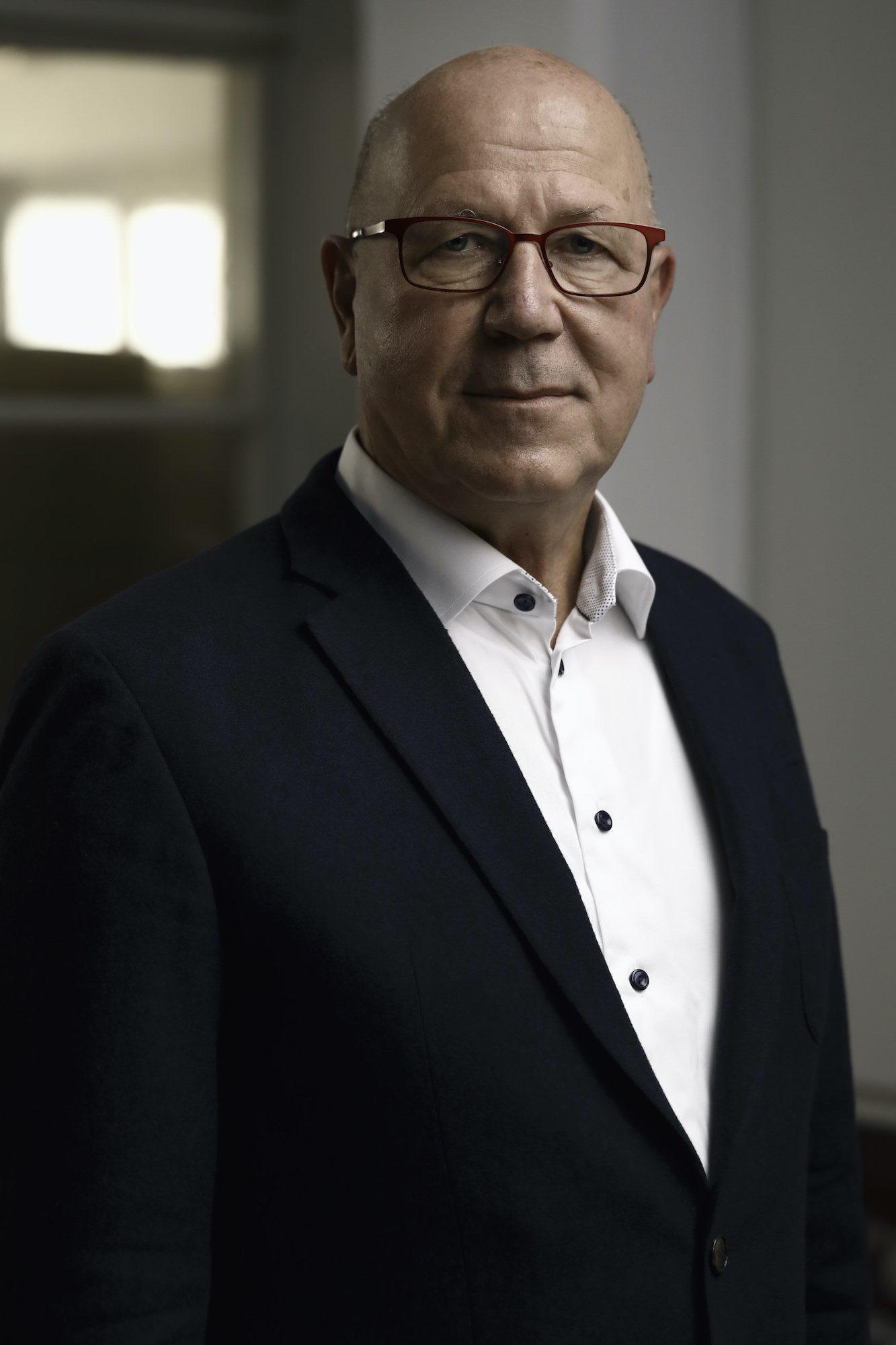 Oris Portrait Ulrich W. Herzog, Chairman
