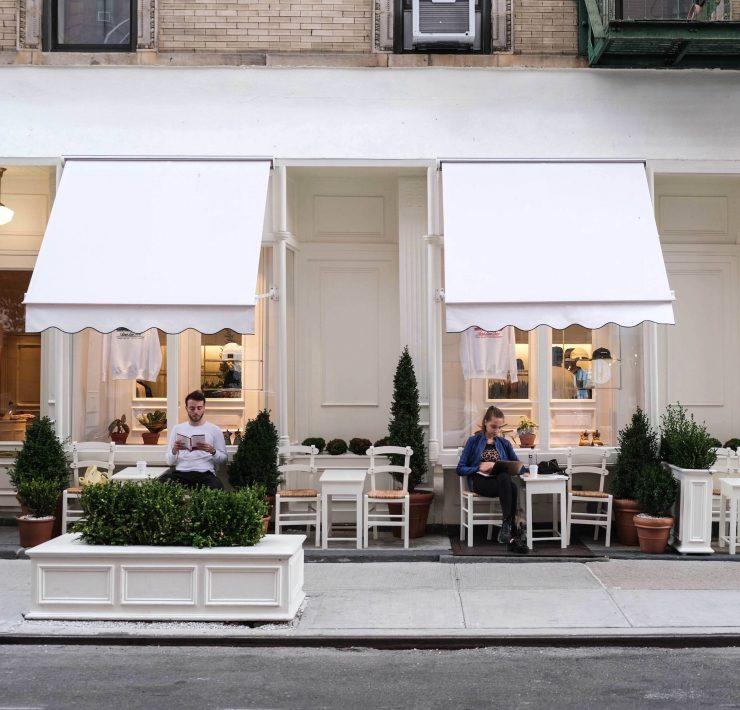 les meilleures boutiques pour homme de new york