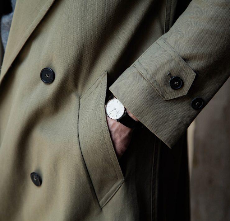 montre vintage homme