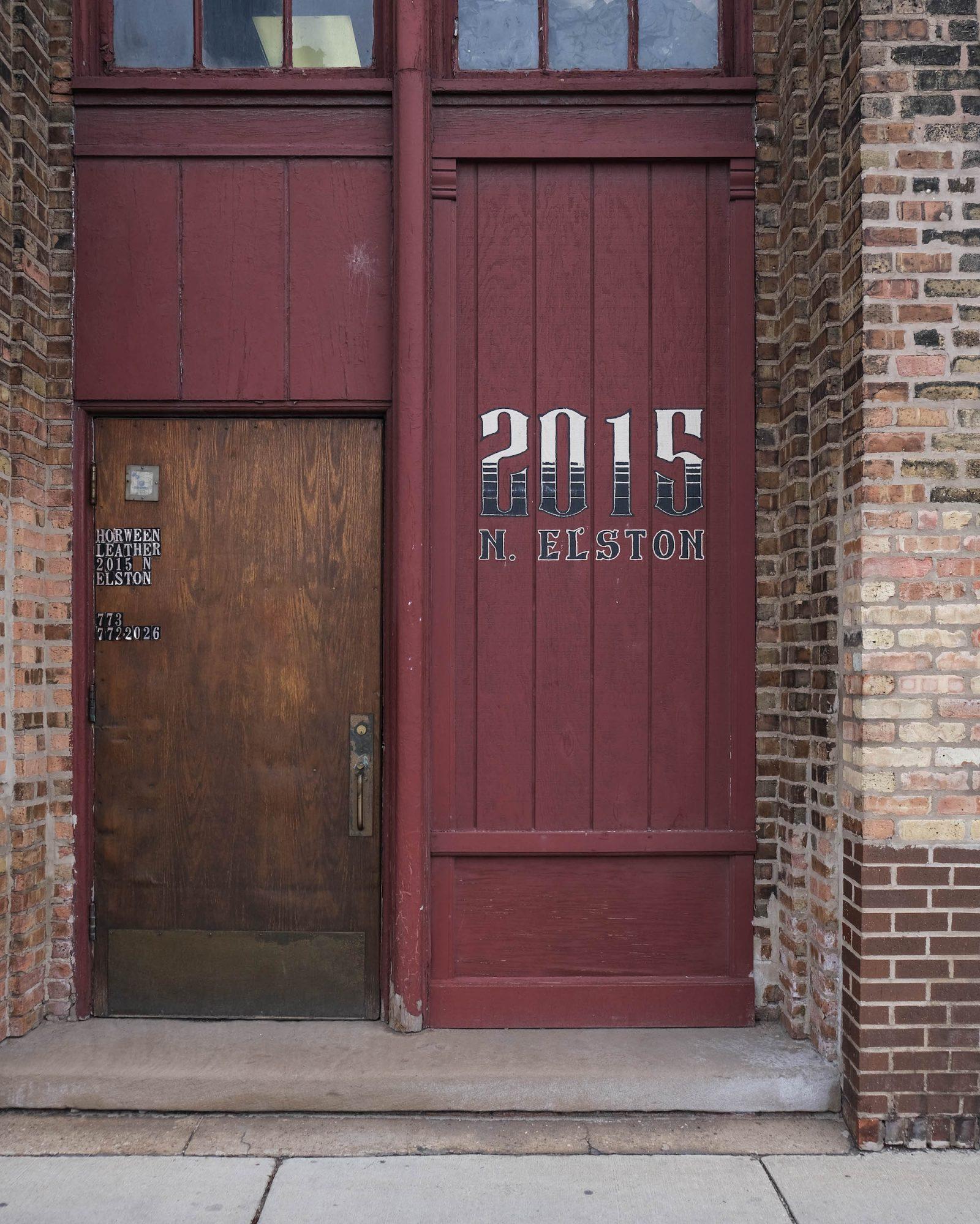 2015 elson street Tannerie Horween