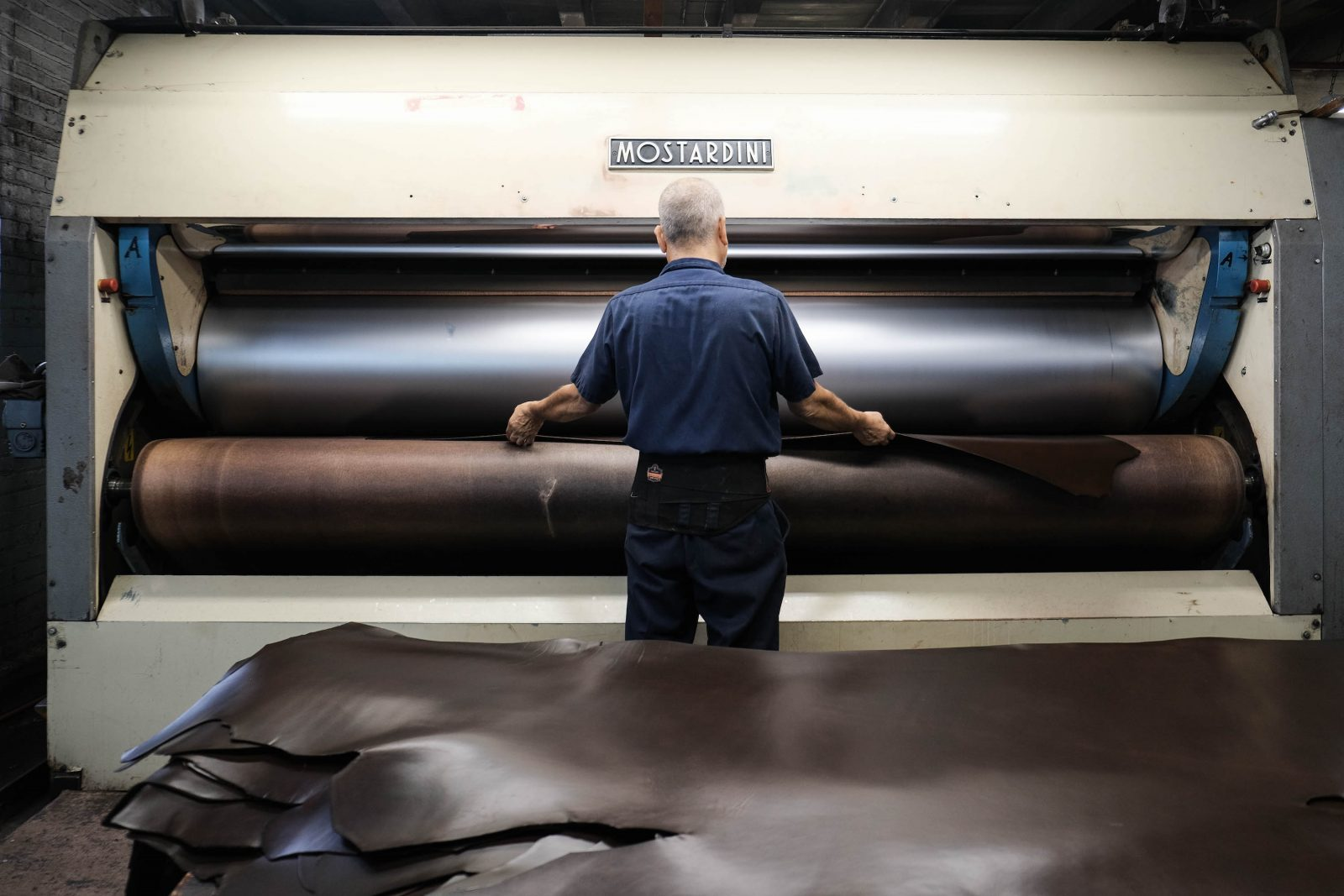 Visite Tannerie Horween Chicago