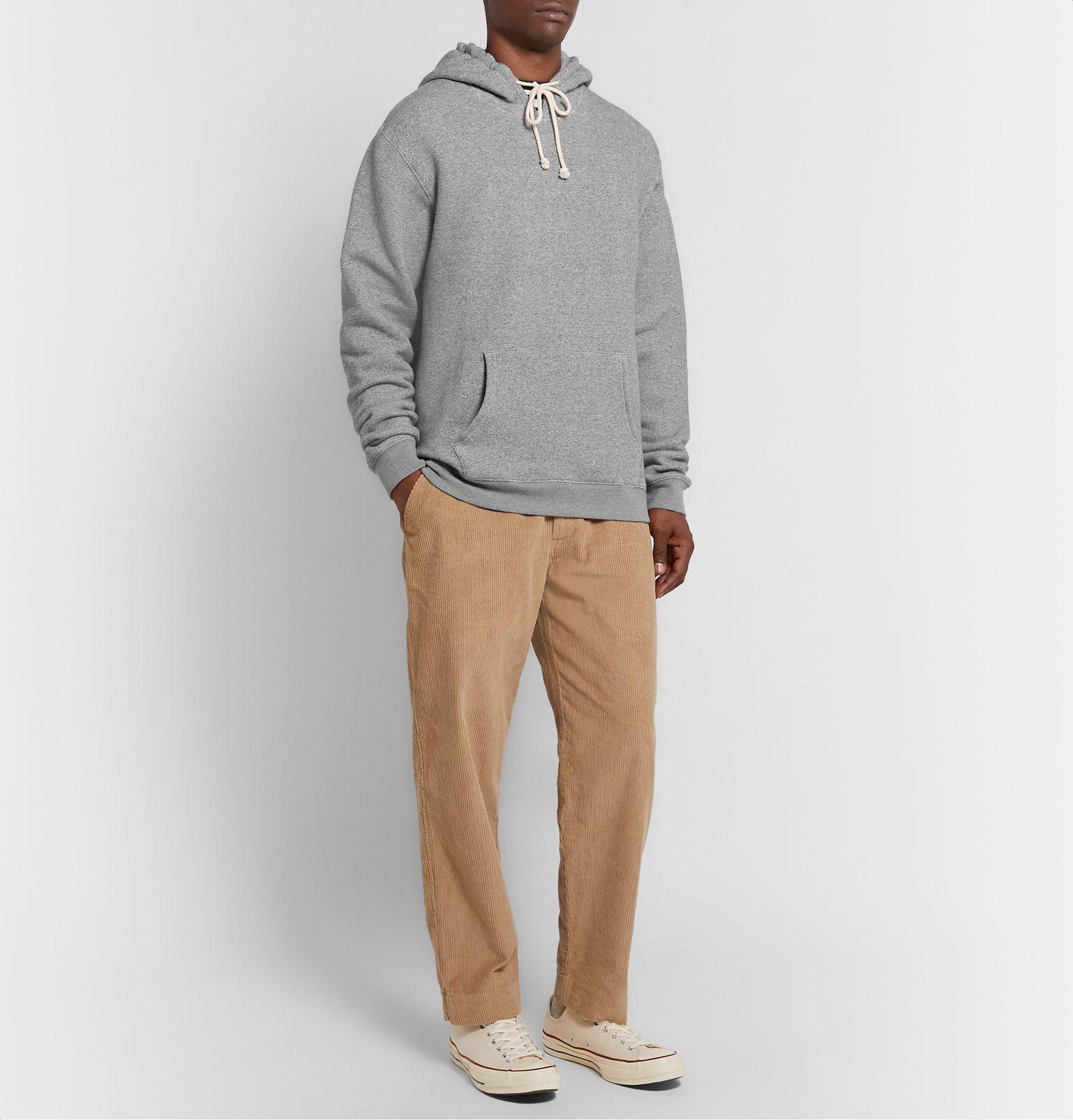 look classique hoodie homme