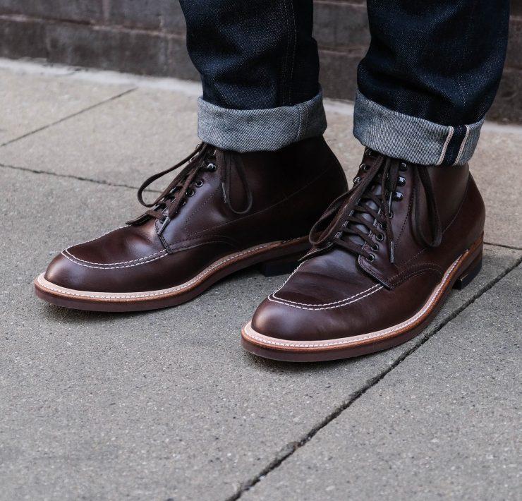 Avis chaussures alden