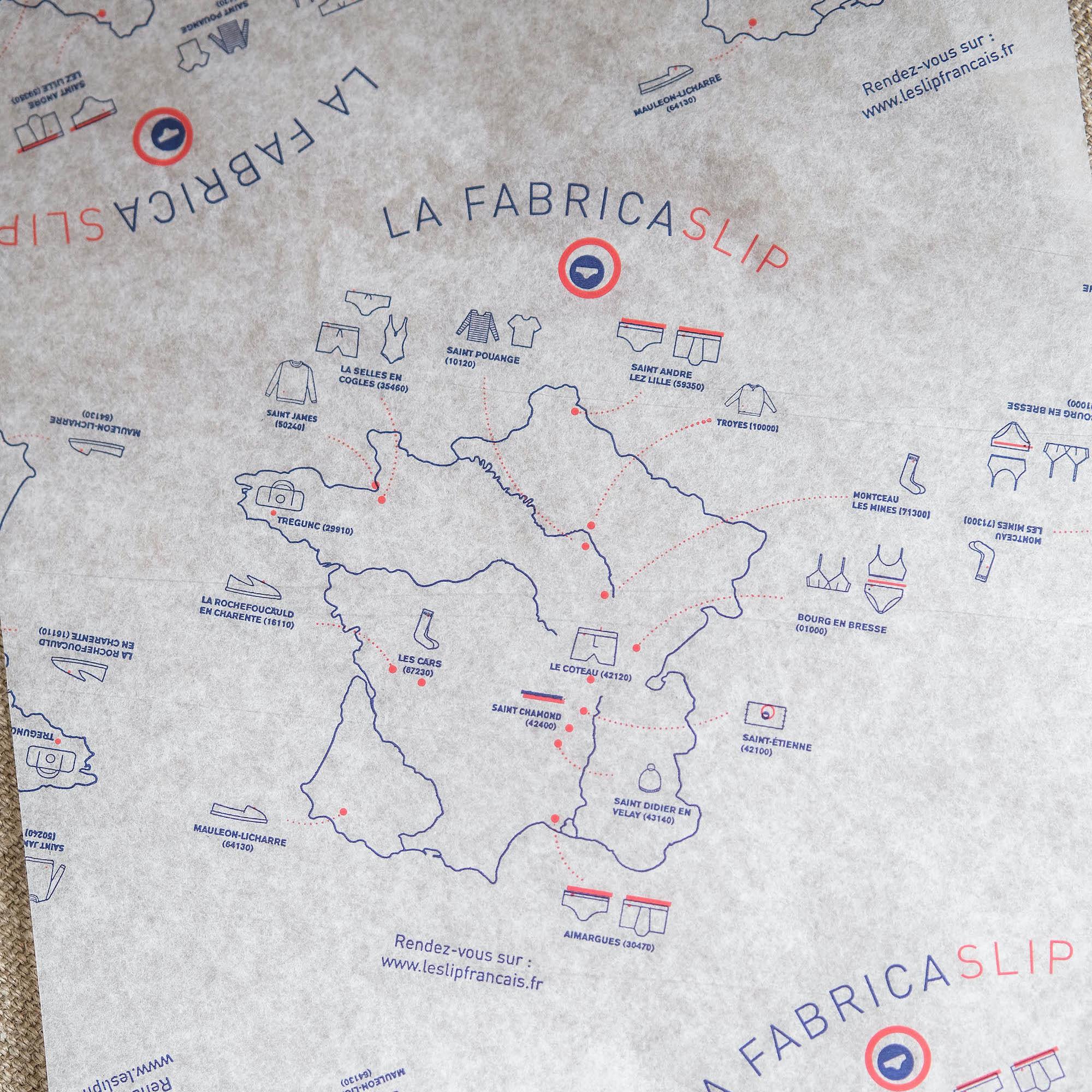 papier de soie Le Slip Francais