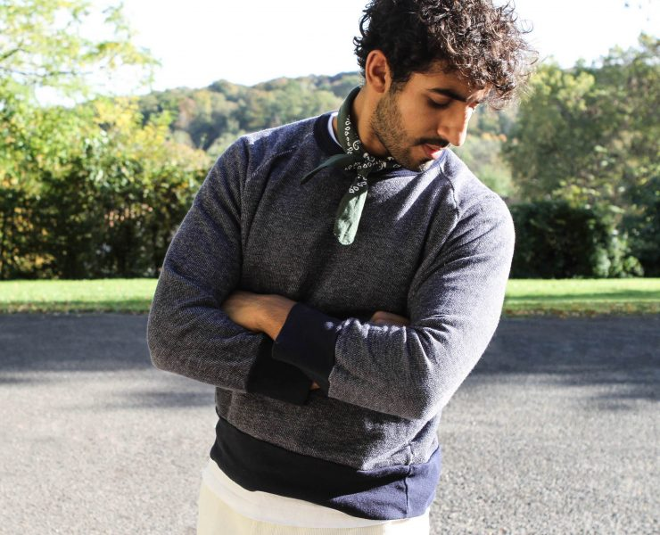 test sweat maison cornichon