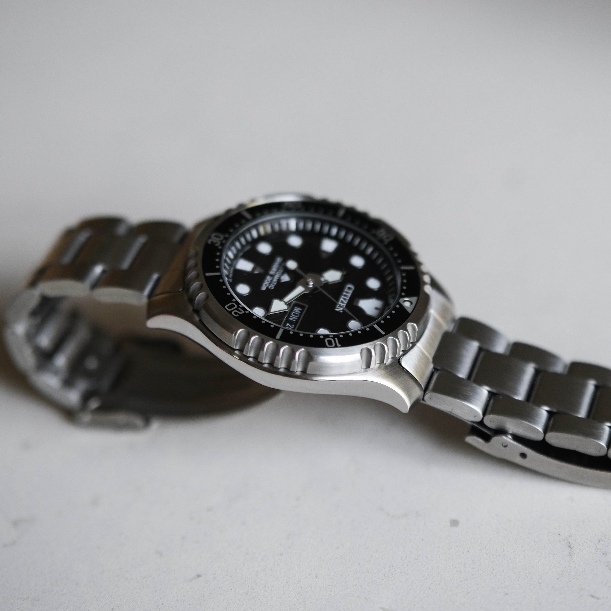 Citizen Couronne Promaster Diver Automatic NY0084-89E