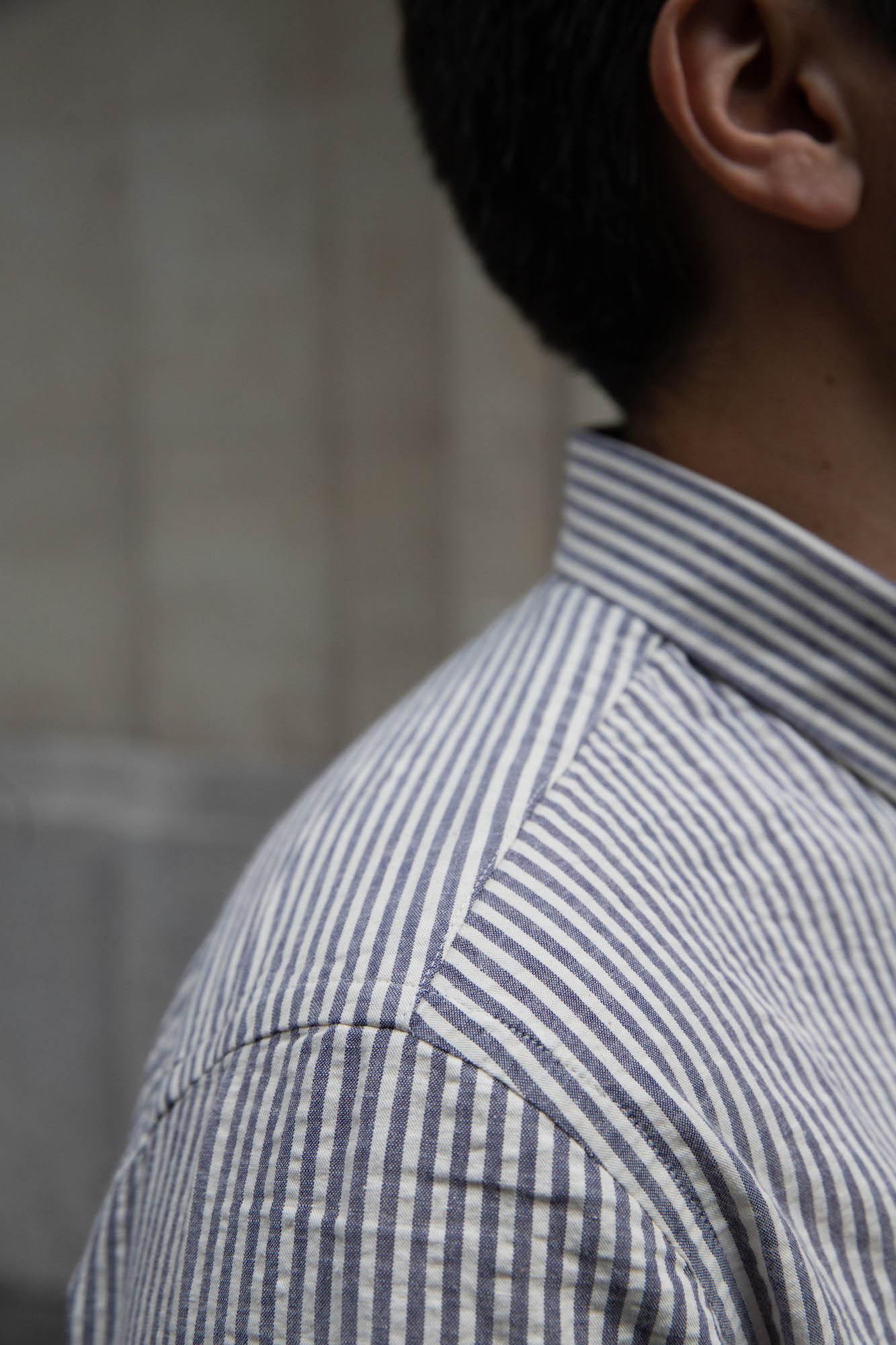 Epaule chemise hast