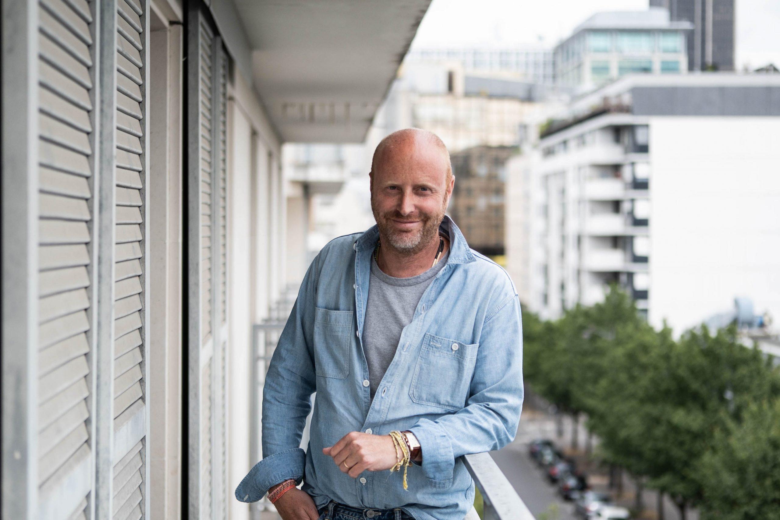 Julien Lipszyc Jinji Interview