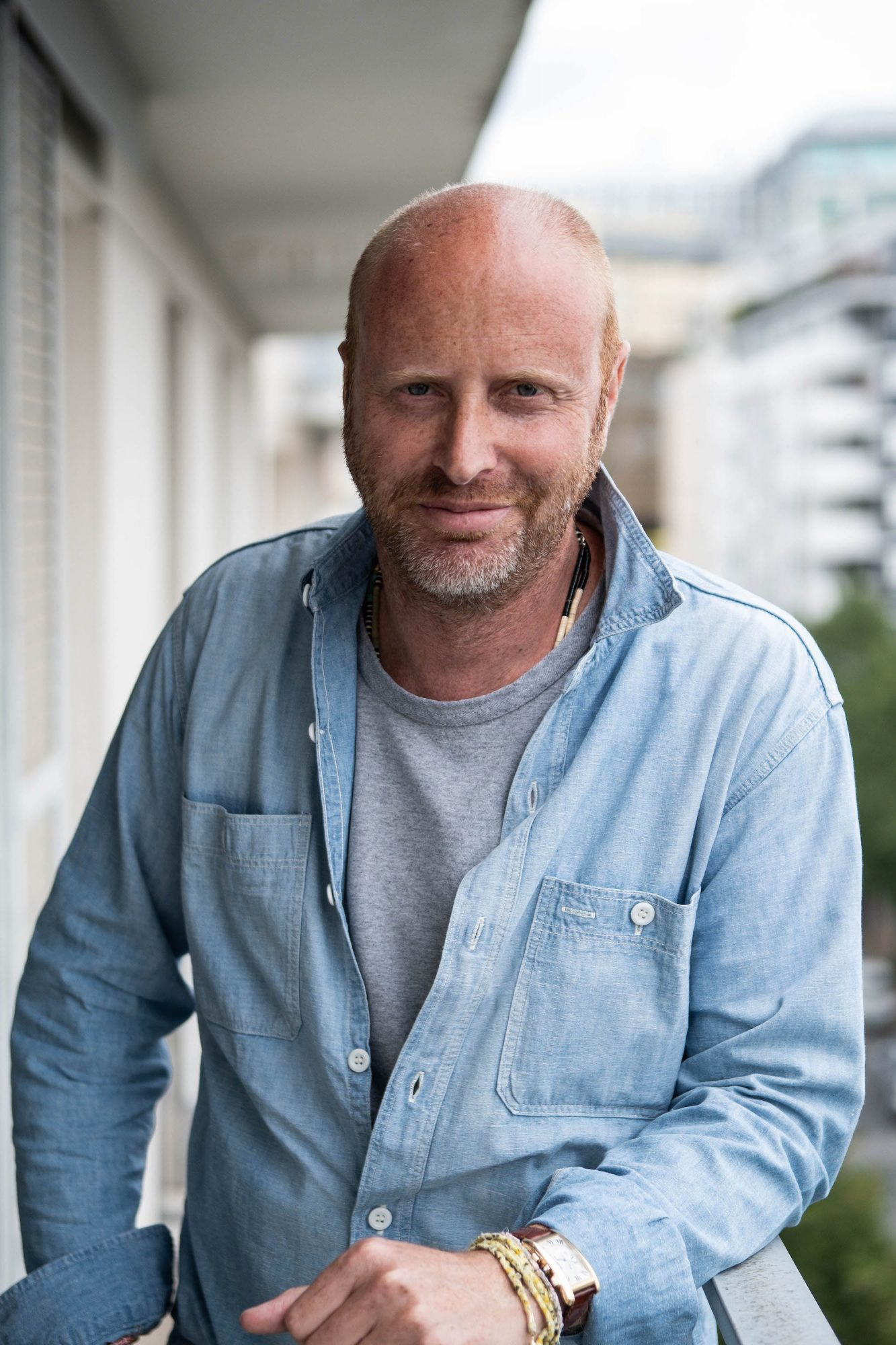 Julien Lipszyc portrait