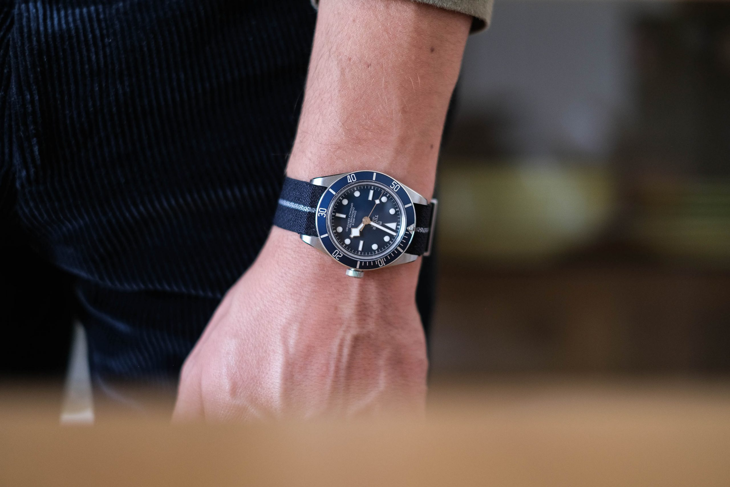 Tudor black bay fifty eight BB58