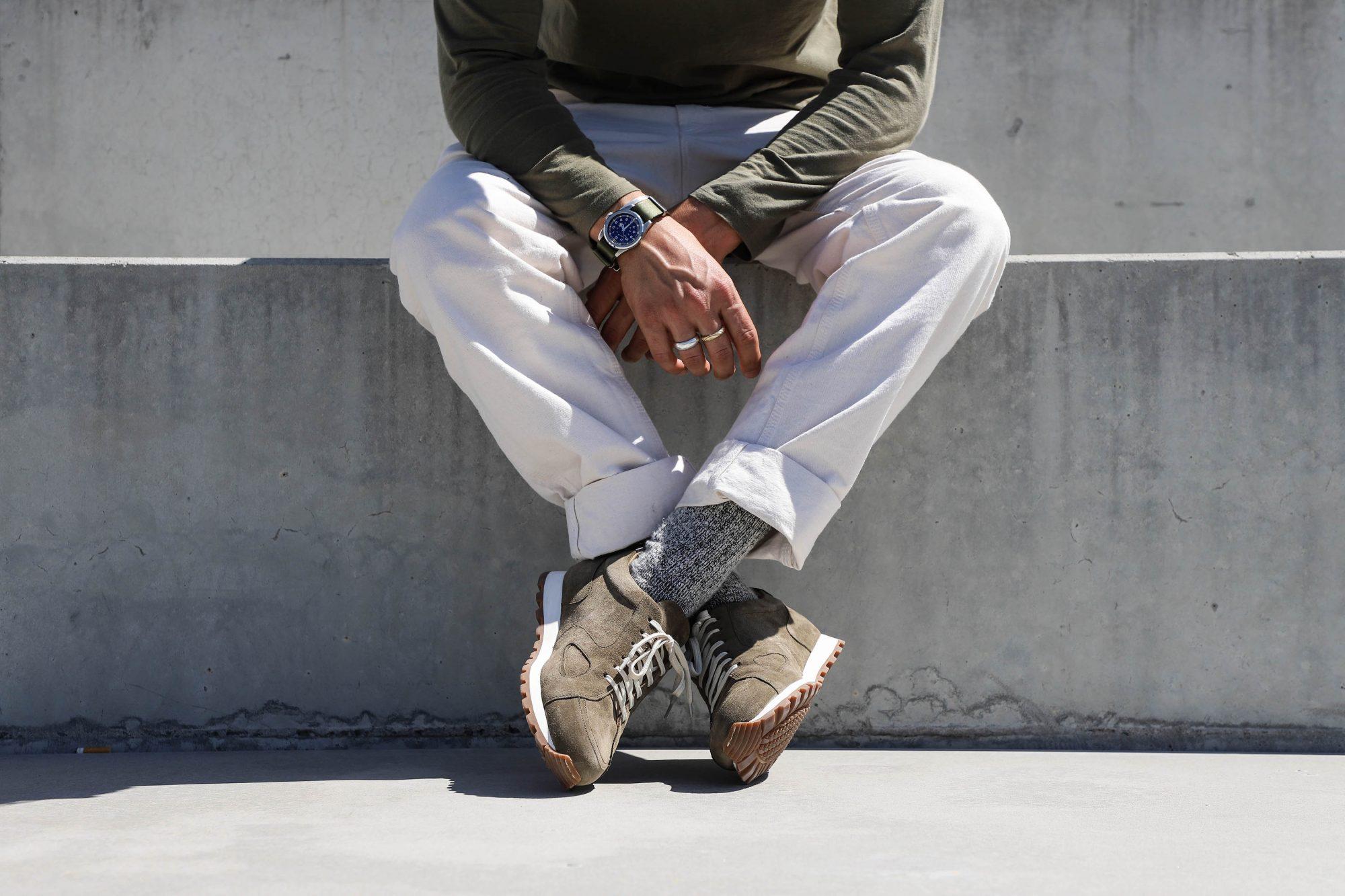 chaussures Malfroid pantalon stan ray montre serica