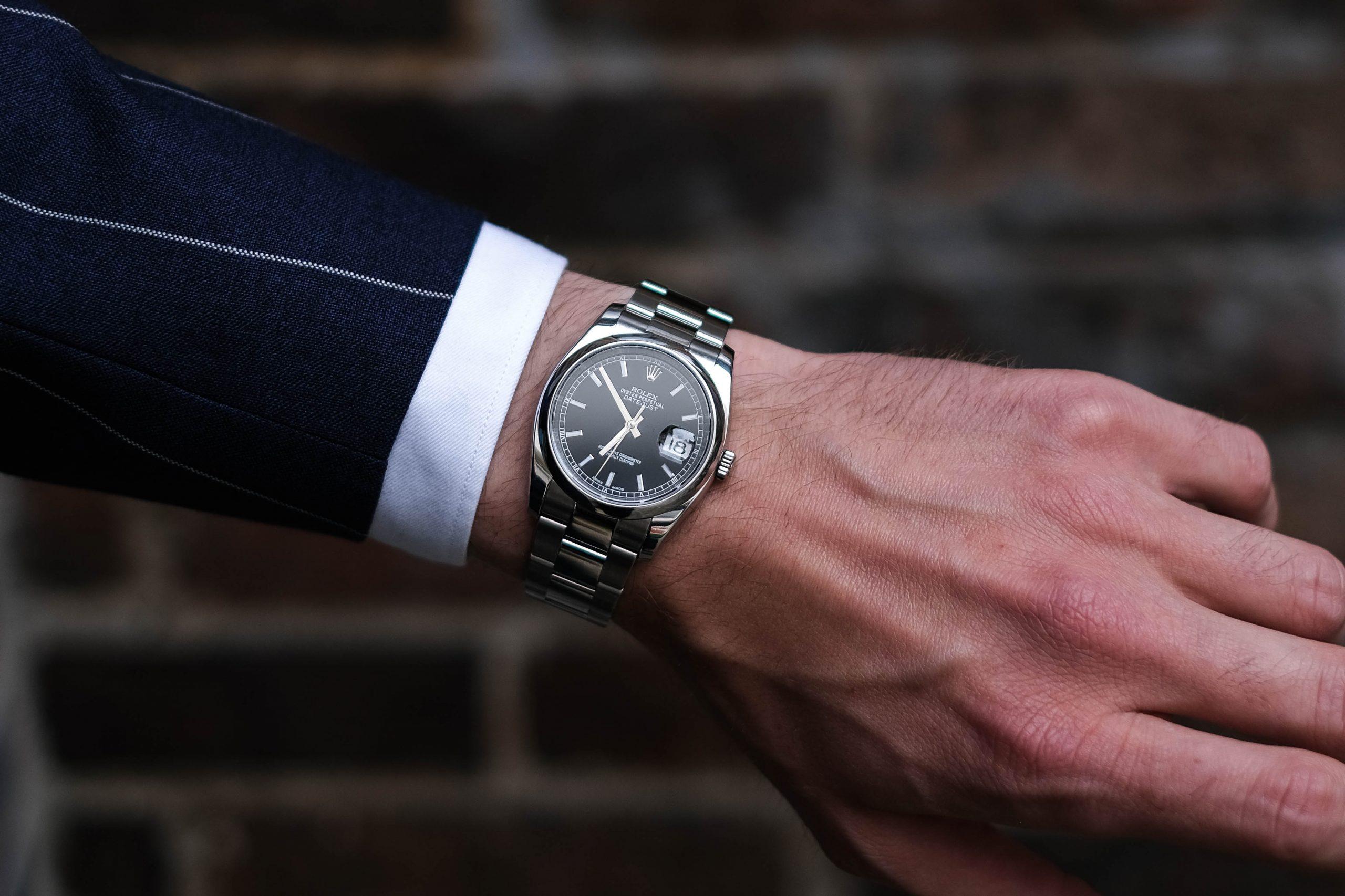 choisir montre petit poignet homme