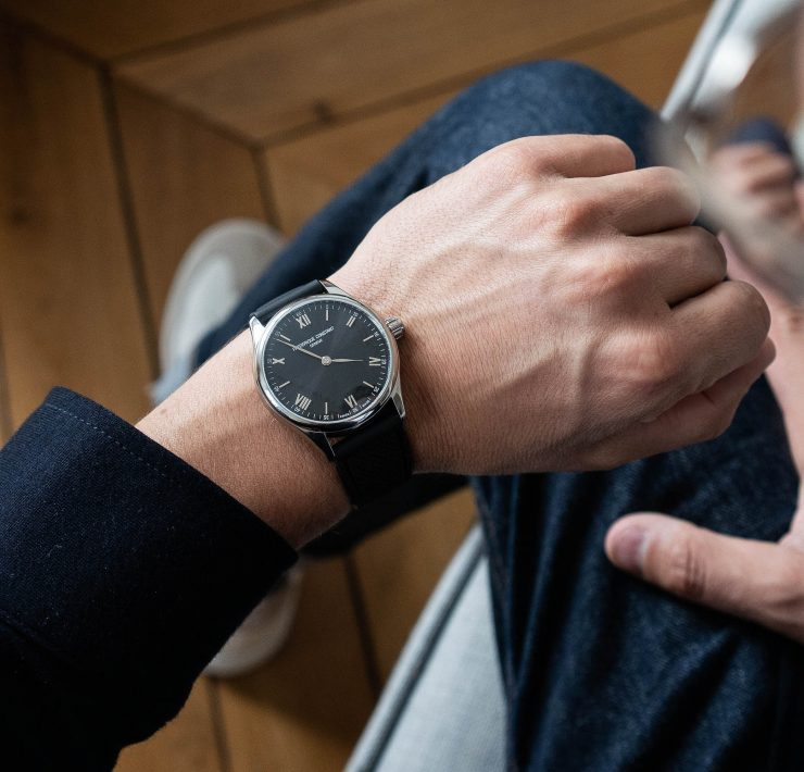 test avis frederique constant vitality smartwatch montre connectee