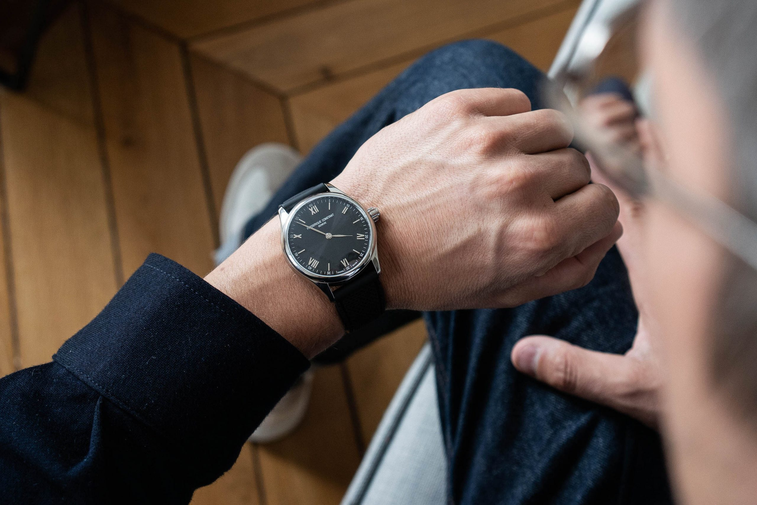 test avis frederique constant vitality smartwatch montre connectee