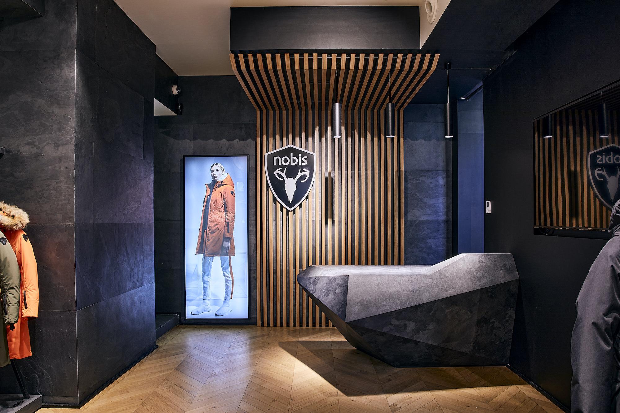 nobis flagship store