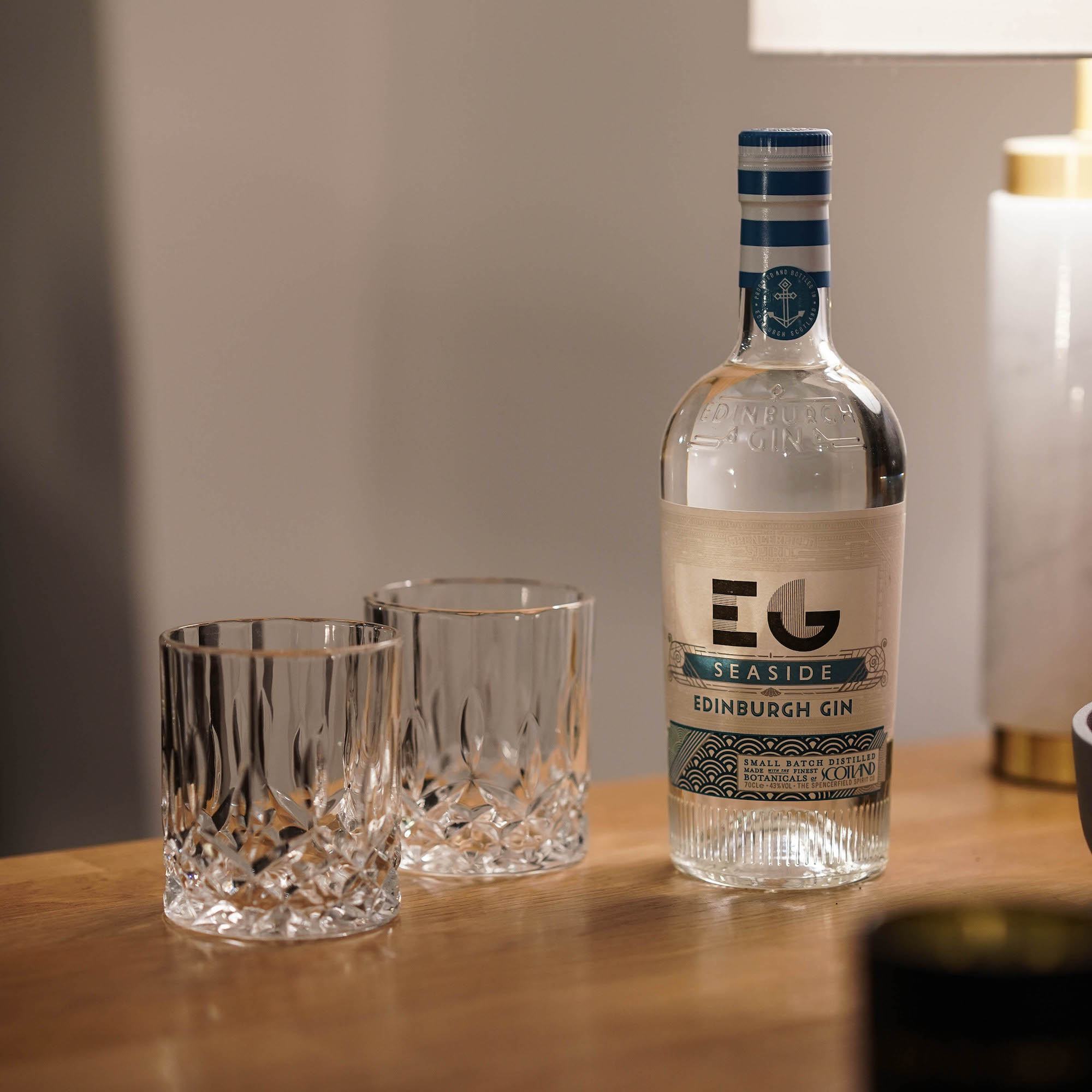 eg seaside edinburgh gin