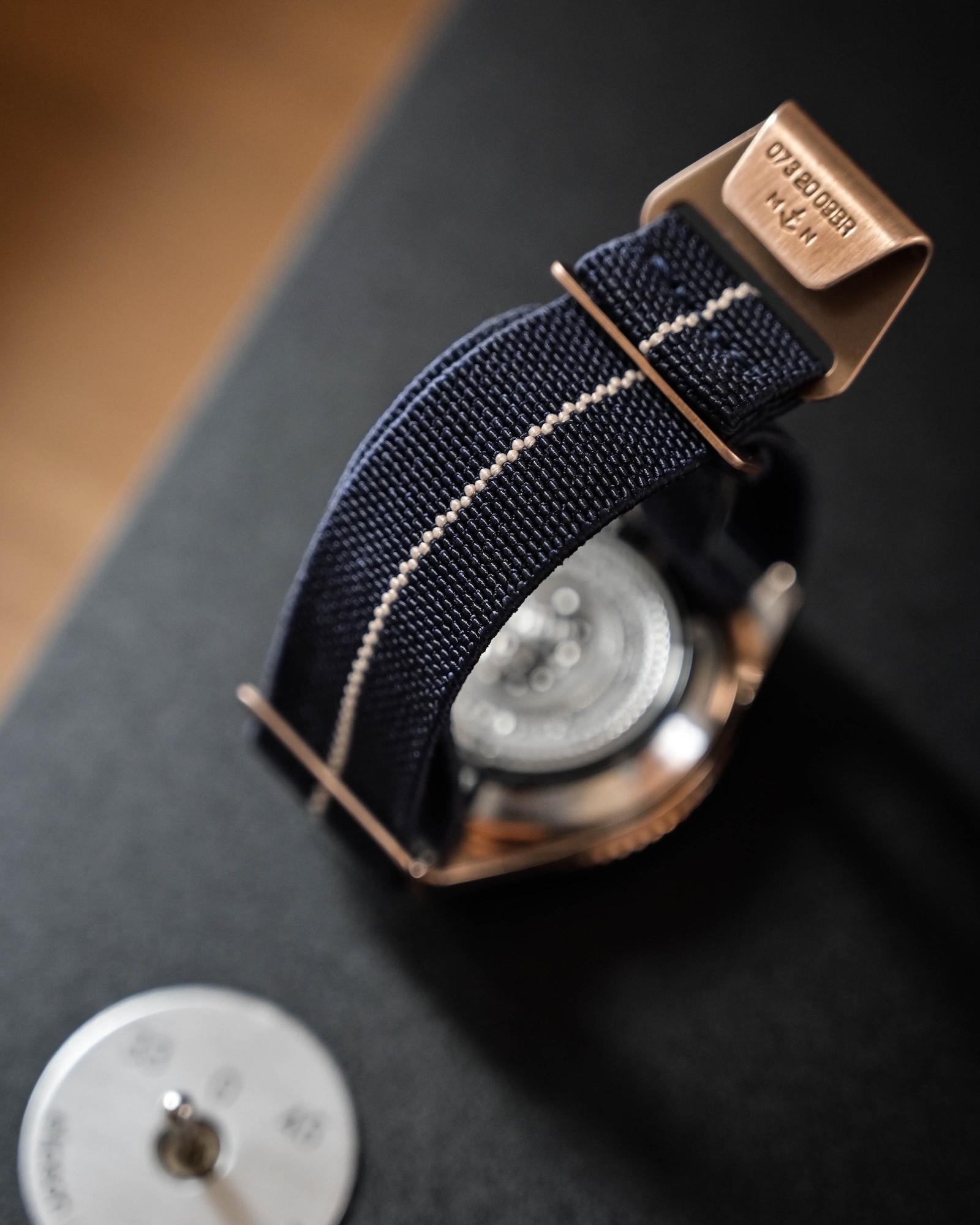 bracelet Oris Carl Brashear Cal 401