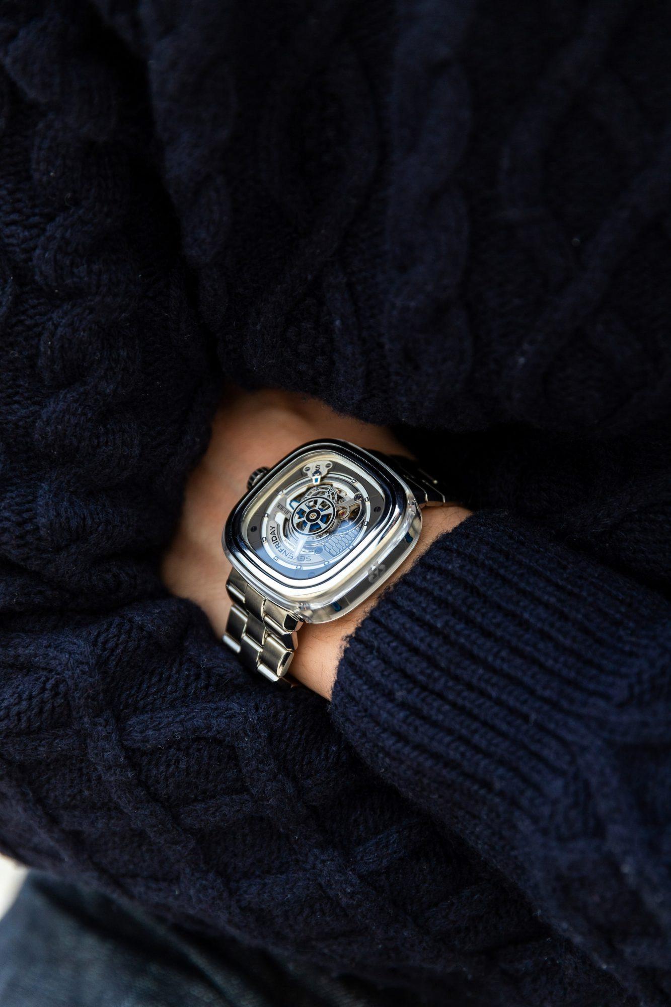 S-Series S1:01M Sevenfriday montre