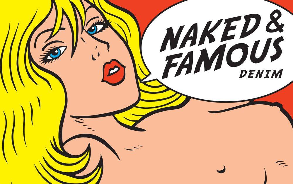 illustration naked famous