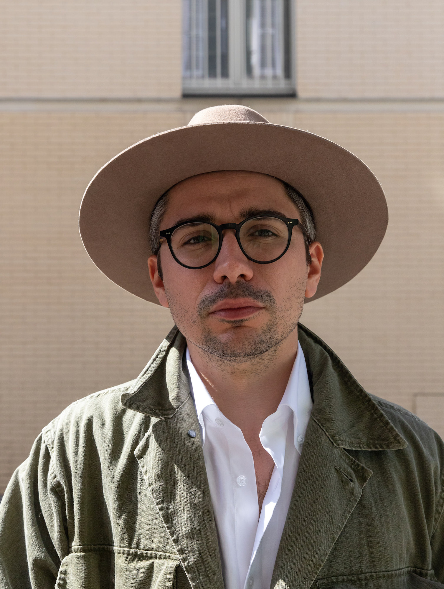 chapeau homme