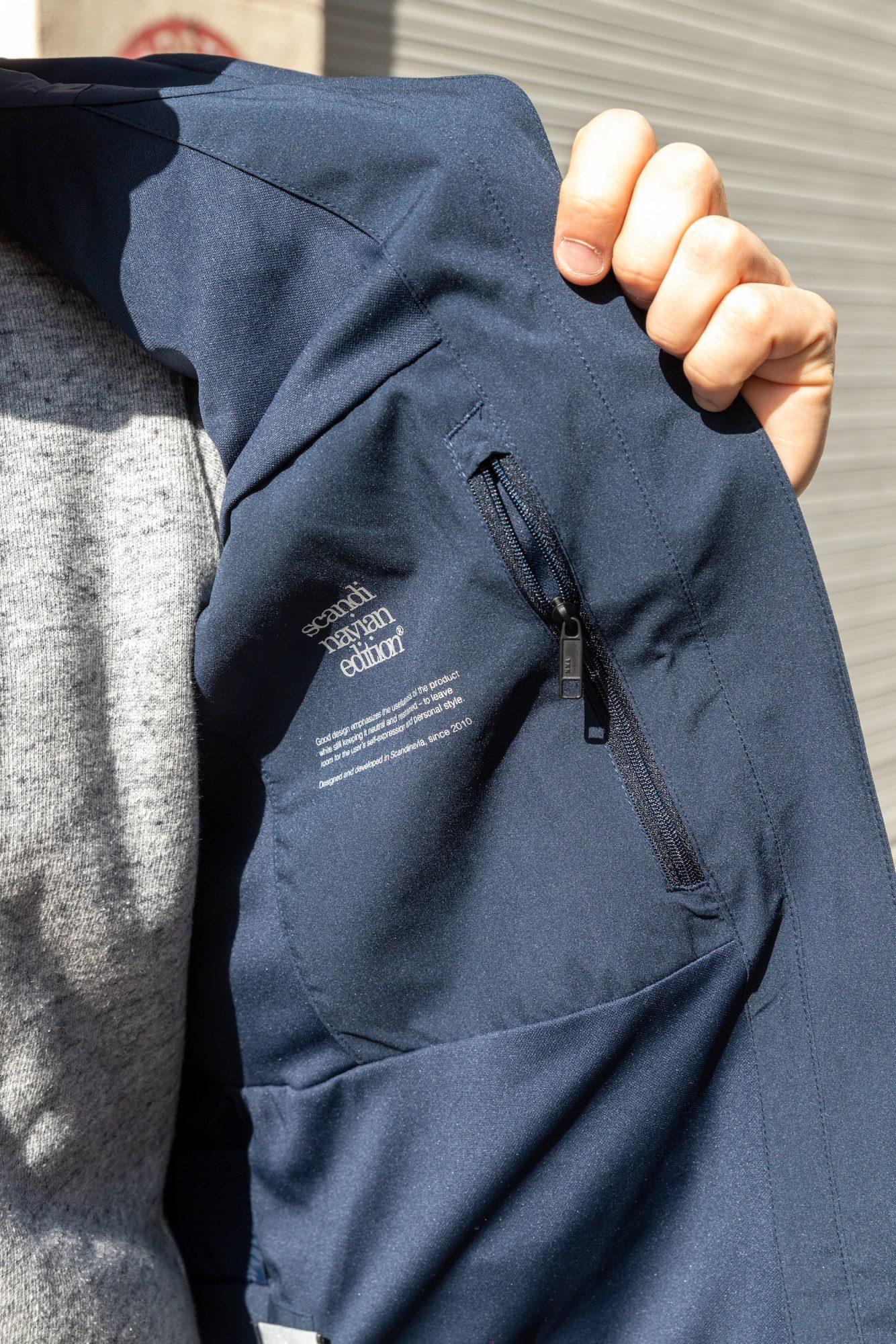 scandinavian edition hood poche interieure
