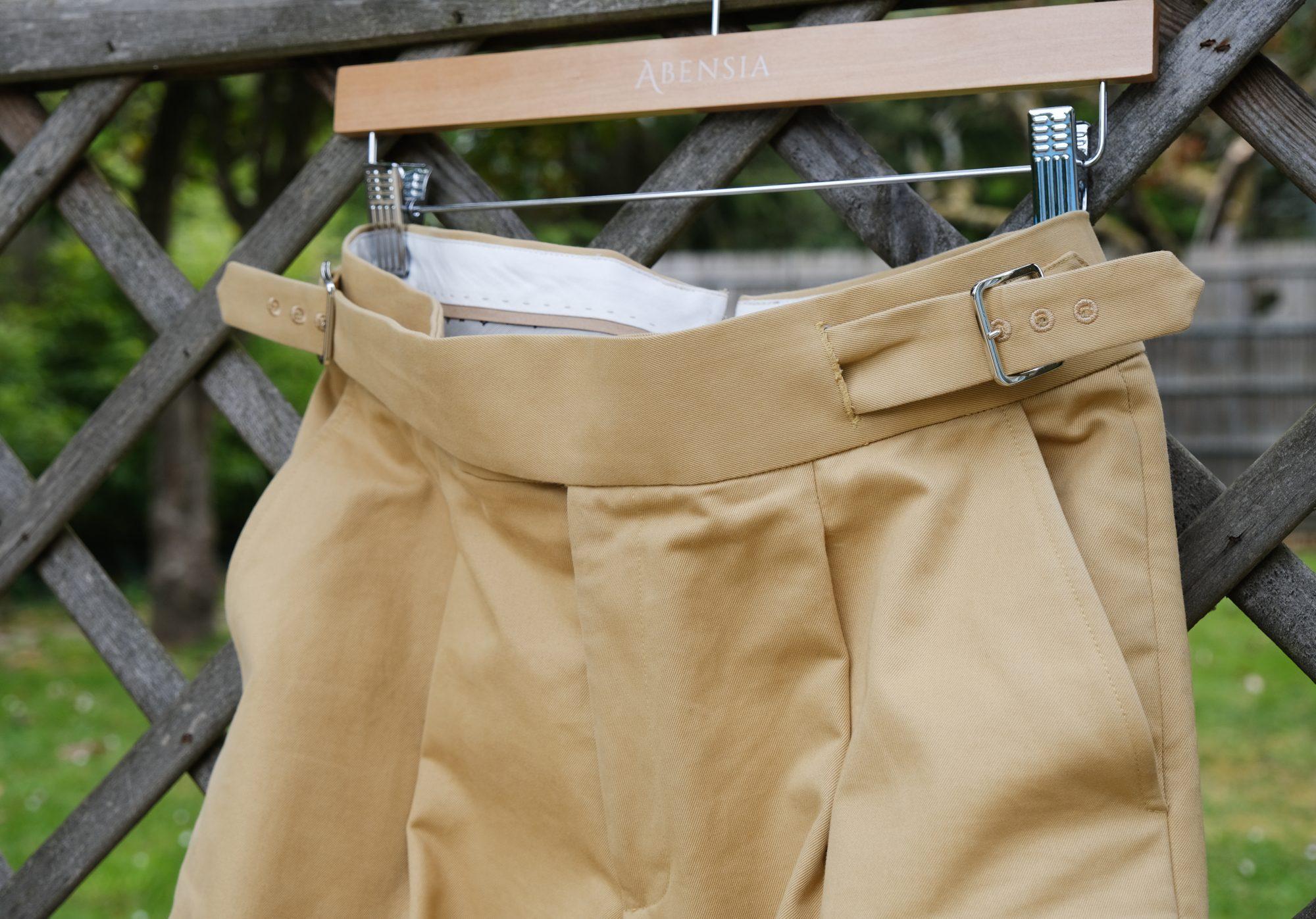 Aperçu pantalon gurkha abensia