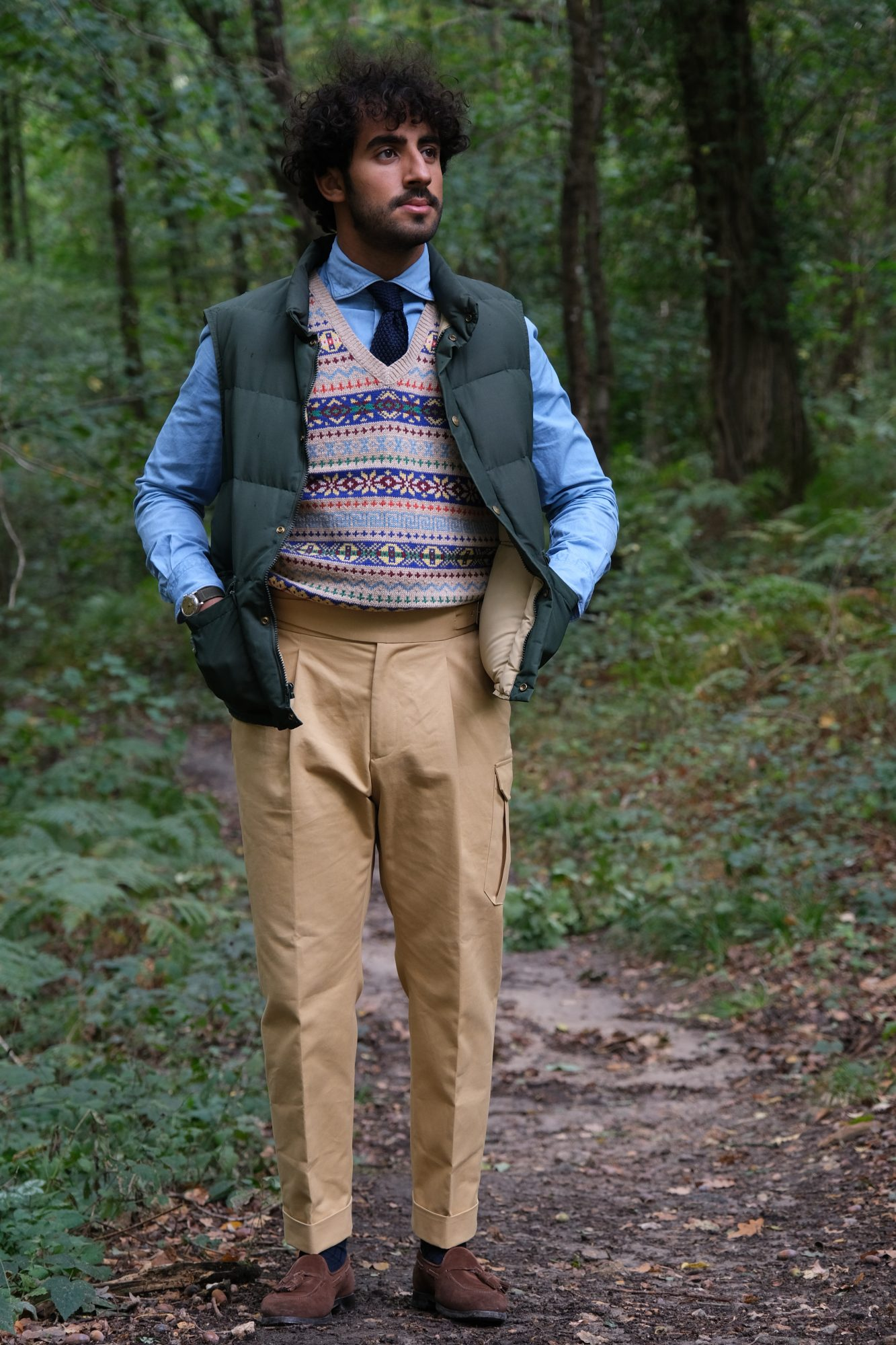 outfit pantalon abensia
