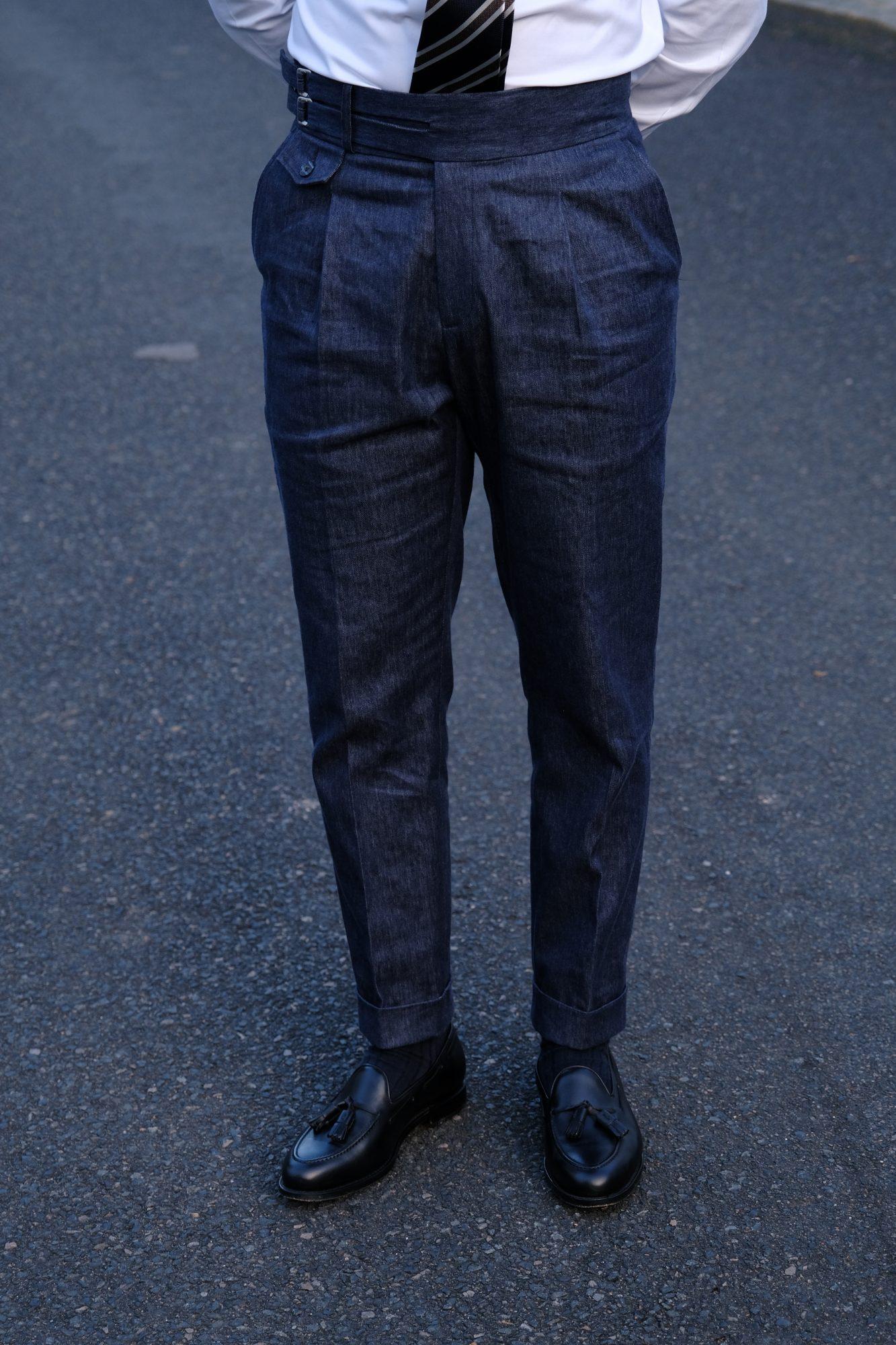 coupe pantalon sartorial abensia