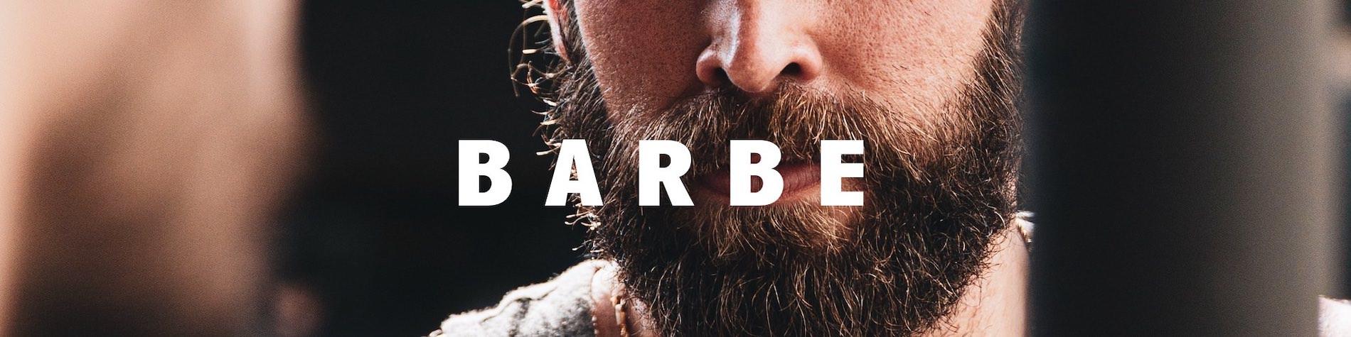 produit barbe homme