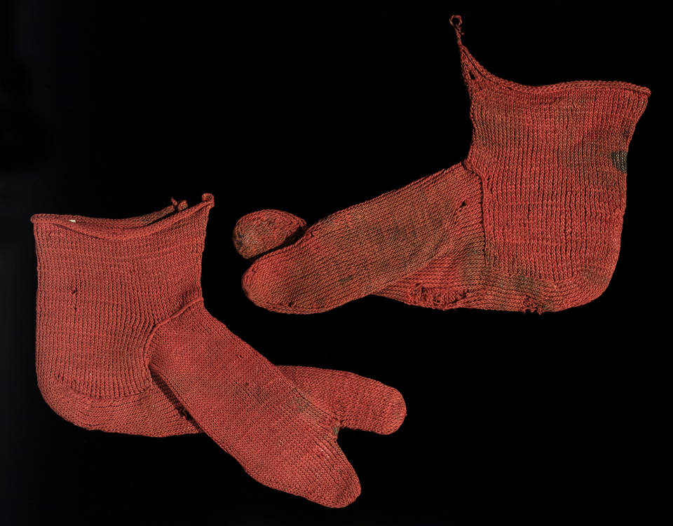chaussettes egyptiennes